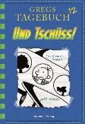 Cover-Bild zu Gregs Tagebuch 12 - Und tschüss!