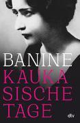 Cover-Bild zu Kaukasische Tage von Banine