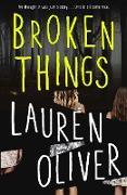 Cover-Bild zu Broken Things (eBook) von Oliver, Lauren