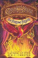 Cover-Bild zu Curiosity House: The Fearsome Firebird (eBook) von Oliver, Lauren