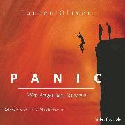 Cover-Bild zu Panic - Wer Angst hat, ist raus (Audio Download) von Oliver, Lauren