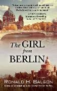 Cover-Bild zu The Girl from Berlin von Balson, Ronald H.