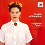 Cover-Bild zu Mühlemann, Regula: Lieder der Heimat / Songs from Home