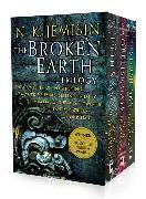Cover-Bild zu The Broken Earth Trilogy: Box set edition von Jemisin, N. K.