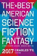 Cover-Bild zu The Best American Science Fiction and Fantasy 2017 (eBook) von Jemisin, N. K.
