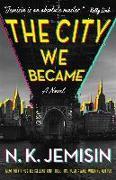 Cover-Bild zu The City We Became von Jemisin, N. K.
