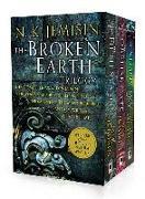 Cover-Bild zu The Broken Earth Trilogy: The Fifth Season, the Obelisk Gate, the Stone Sky von Jemisin, N. K.