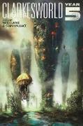 Cover-Bild zu Clarkesworld: Year Five (Clarkesworld Anthology, #5) (eBook) von Clarke, Neil