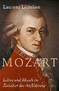 Cover-Bild zu Mozart von Lütteken, Laurenz