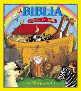 Cover-Bild zu La Biblia levanta la tapita von Lloyd-Jones, Sally