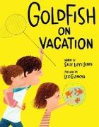 Cover-Bild zu Goldfish on Vacation von Lloyd-Jones, Sally