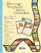 Cover-Bild zu The Jesus Storybook Bible Curriculum Kit Handouts, New Testament von Lloyd-Jones, Sally