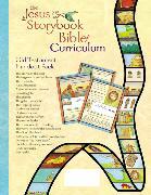 Cover-Bild zu Jesus Storybook Bible Curriculum Kit Handouts, Old Testament von Lloyd-Jones, Sally