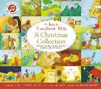Cover-Bild zu The Jesus Storybook Bible A Christmas Collection von Lloyd-Jones, Sally