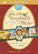 Cover-Bild zu Jesus Storybook Bible Animated DVD, Vol. 1 von Lloyd-Jones, Sally