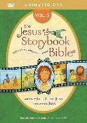 Cover-Bild zu Jesus Storybook Bible Animated DVD, Vol. 3 von Lloyd-Jones, Sally