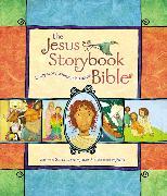 Cover-Bild zu The Jesus Storybook Bible von Lloyd-Jones, Sally