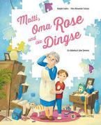 Cover-Bild zu Matti, Oma Rose und die Dingse von Endres, Brigitte