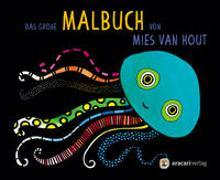 Cover-Bild zu Das große Malbuch von Mies van Hout von van Hout, Mies