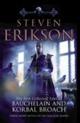 Cover-Bild zu The Tales Of Bauchelain and Korbal Broach, Vol 1 (eBook) von Erikson, Steven