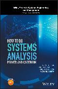 Cover-Bild zu How to Do Systems Analysis (eBook) von Scherer, William T.