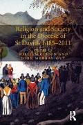 Cover-Bild zu Religion and Society in the Diocese of St Davids 1485-2011 (eBook) von Morgan-Guy, John