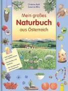 Cover-Bild zu Mein großes Naturbuch aus Österreich von Rettl, Christine
