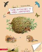 Cover-Bild zu Tiere entdecken in ihren Verstecken von Riha, Susanne