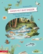 Cover-Bild zu Komm mit zum Wasser! von Riha, Susanne