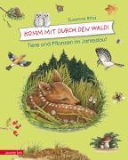 Cover-Bild zu Komm mit durch den Wald von Riha, Susanne