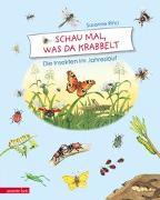 Cover-Bild zu Schau mal, was da krabbelt von Riha, Susanne