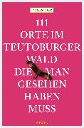Cover-Bild zu 111 Orte im Teutoburger Wald, die man gesehen haben muss (eBook) von Stock, Ingo
