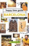 Cover-Bild zu happy time guide Barcelona von Vis, Annebeth