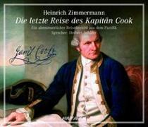 Cover-Bild zu Die letzte Reise des Kapitän Cook von Zimmermann, Heinrich