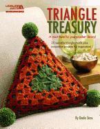 Cover-Bild zu Triangle Treasury (Leisure Arts #4748) von Sims, Darla