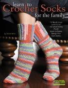 Cover-Bild zu Learn to Crochet Socks for the Family von Sims, Darla