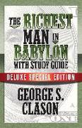 Cover-Bild zu Clason, George S.: The Richest Man In Babylon with Study Guide
