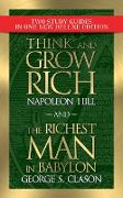 Cover-Bild zu Hill, Napoleon: Think and Grow Rich and The Richest Man in Babylon with Study Guides (eBook)