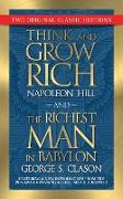 Cover-Bild zu Hill, Napoleon: Think and Grow Rich and The Richest Man in Babylon (Original Classic Editions) (eBook)