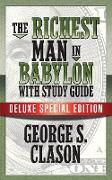 Cover-Bild zu Clason, George S.: The Richest Man In Babylon with Study Guide (eBook)