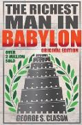 Cover-Bild zu Clason, George S: Richest Man In Babylon - Original Edition