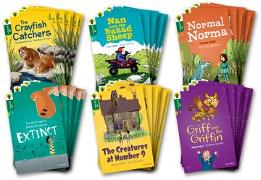 Cover-Bild zu Moorhouse, Tom: Oxford Reading Tree All Stars: Oxford Level 12 : Class Pack of 36 (4a)