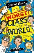 Cover-Bild zu Nadin, Joanna: The Worst Class in the World (eBook)