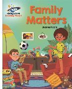 Cover-Bild zu Nadin, Joanna: Reading Planet - Family Matters - White: Galaxy