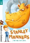 Cover-Bild zu Nadin, Joanna: Read with Oxford: Stage 6: Stanley Manners
