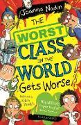 Cover-Bild zu Nadin, Joanna: The Worst Class in the World Gets Worse (eBook)