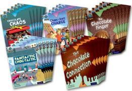 Cover-Bild zu Ball, Karen: Project X Origins: Brown Book Band, Oxford Level 9: Chocolate: Class Pack of 30