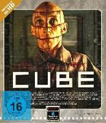 Cover-Bild zu Cube von Manson, Graeme