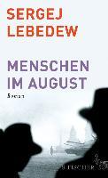Cover-Bild zu Menschen im August (eBook) von Lebedew, Sergej