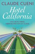 Cover-Bild zu Hotel California von Cueni, Claude